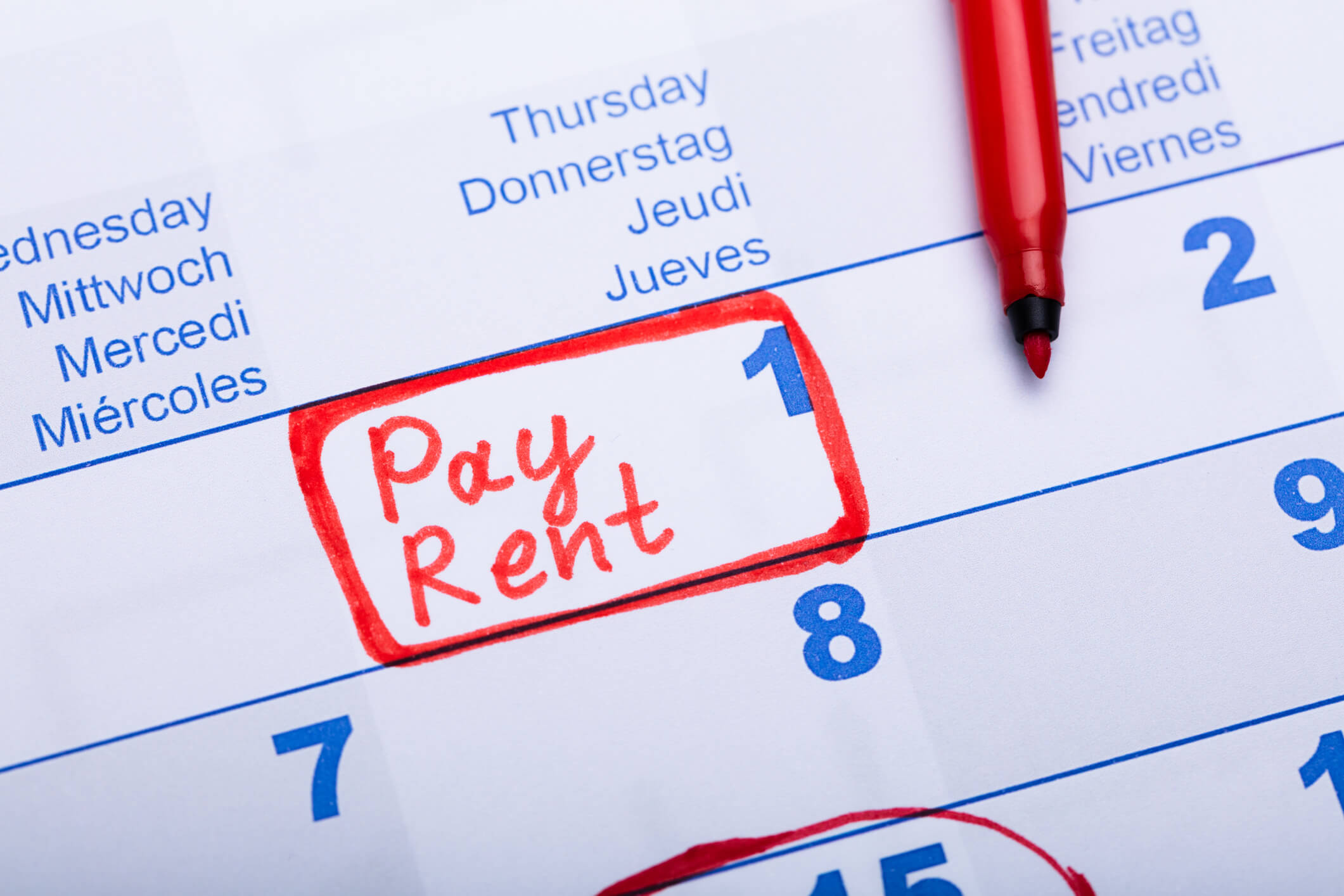 guide to collecting first month rent or last month rent